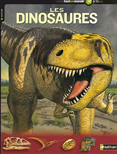 9782092519615: Les dinosaures