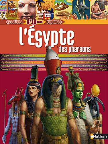 9782092520796: L'Egypte des pharaons (French Edition)
