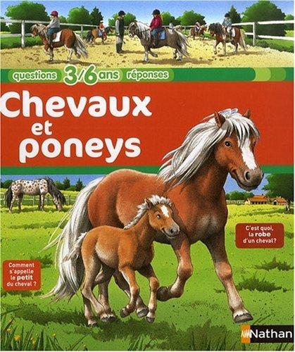 9782092522714: Chevaux et poneys