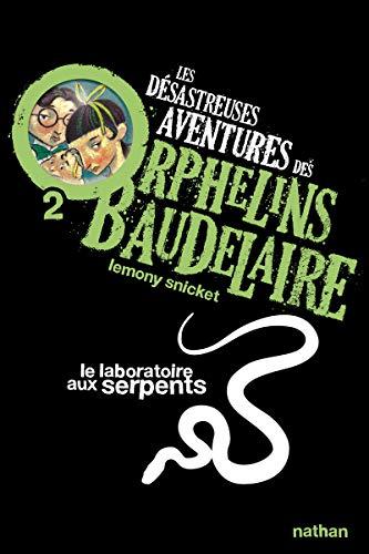 9782092524824: Le laboratoire aux serpents (2)
