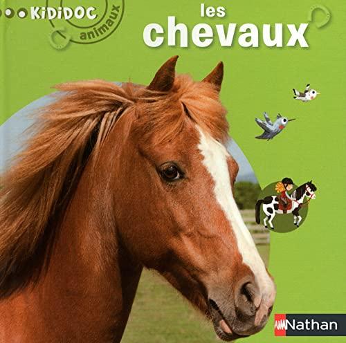 Les chevaux - Nº 4: Grinberg, Delphine