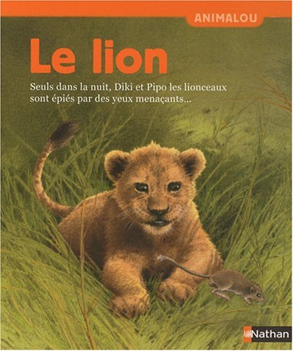 9782092526958: Le lion (French Edition)