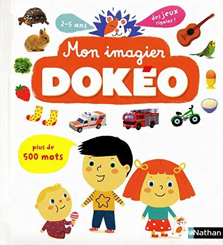 9782092527443: Mon imagier Dokéo (French Edition)