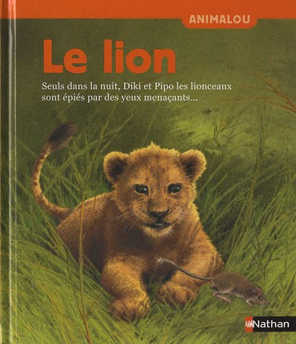 9782092527474: Le lion (French Edition)