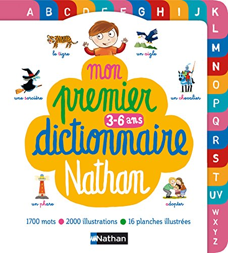 Mon Premier Dict Nathan (French Edition) - Mounier Bechennec-Le