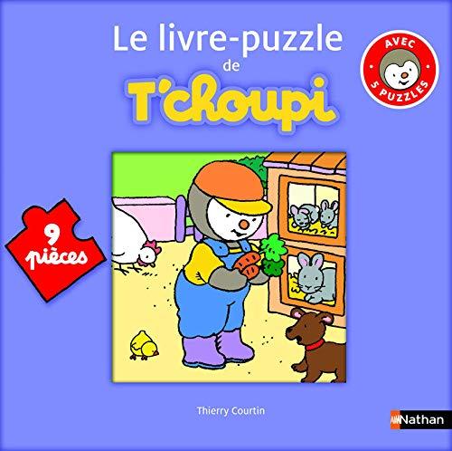 9782092529294 Le Livre Puzzle De T Choupi Abebooks