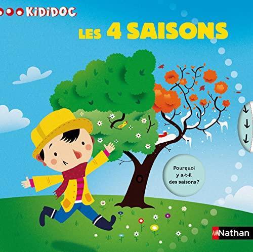 9782092529867: Kididoc: Les Quatre Saisons (French Edition)
