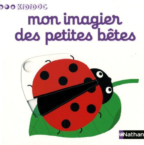 9782092530191: Mon imagier des petites bêtes