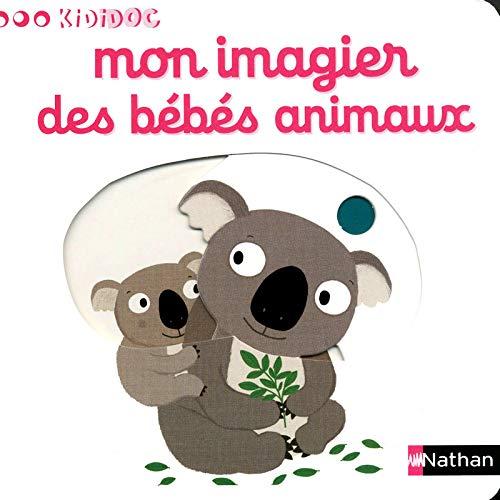 9782092530252: Numero 6 mon imagier des bebes animaux imagiers kididoc - vol06