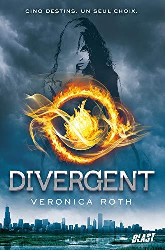 Divergent t1 - vol01 (Blast) - Roth, Veronica