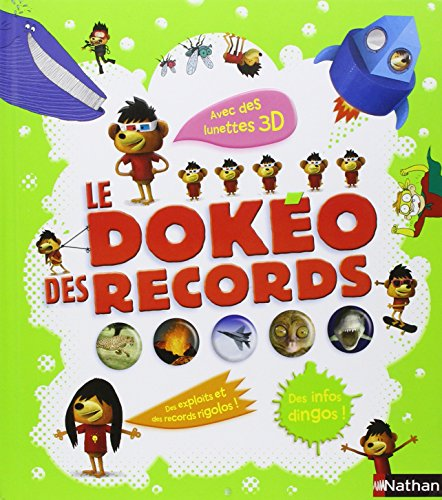 Le Dokeo des records (French Edition): NATHAN