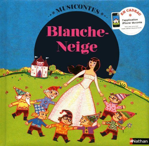 9782092534793: Blanche-Neige (1 CD audio)