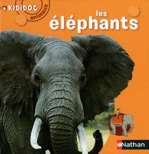 9782092534816: Les éléphants