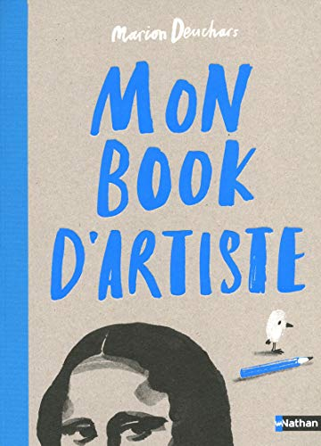 9782092535325: Mon book d'artiste (French Edition)