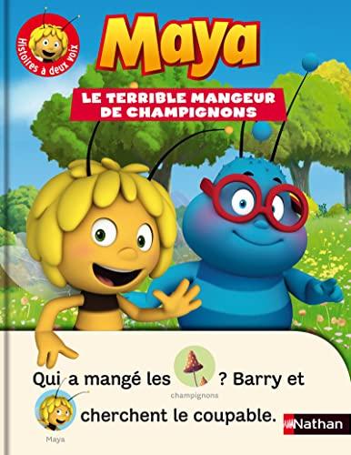 9782092536483: Maya - Le terrible mangeur de champignons