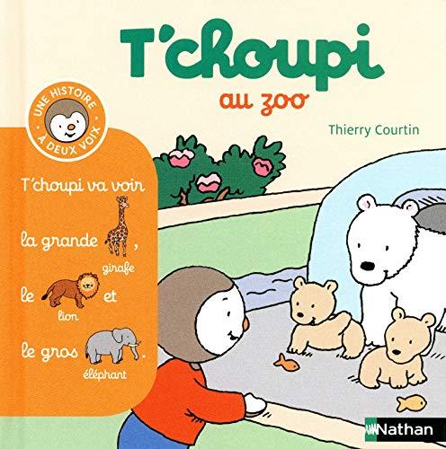9782092537220: T'choupi au zoo
