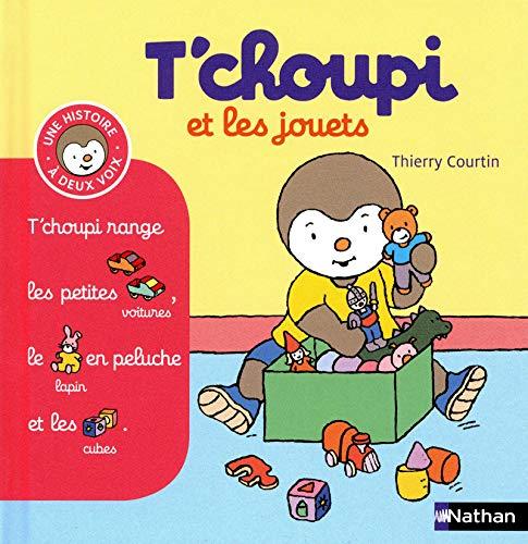 9782092537312: T'choupi Et Les Jouets