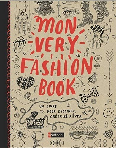 9782092538494: Mon very Fashion book