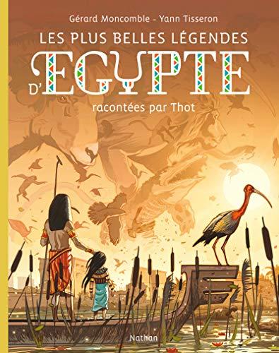 9782092539538: Les plus belles légendes d'Egypte