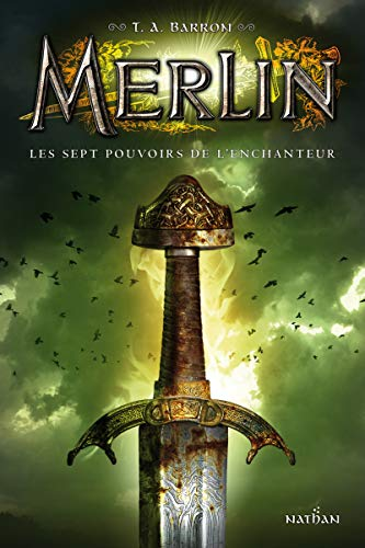 9782092539552: Merlin, Tome 2 : Les sept pouvoirs de l'enchanteur
