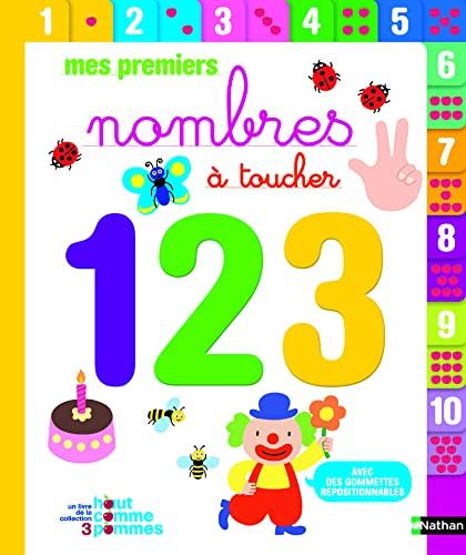 9782092540671: mes premiers nombres a toucher