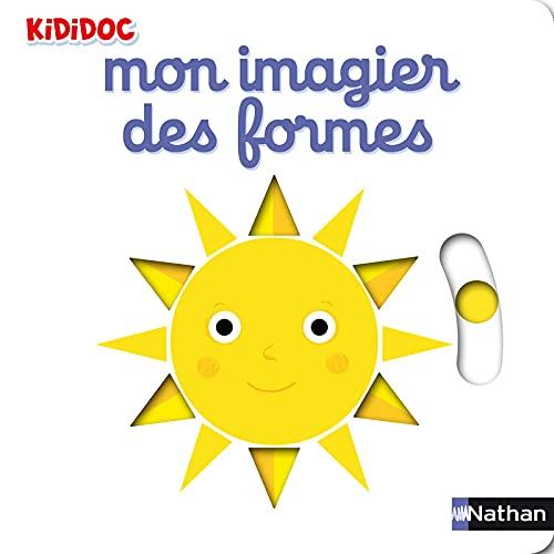 9782092542798: Mon imagier des formes (Imagiers Kididoc)