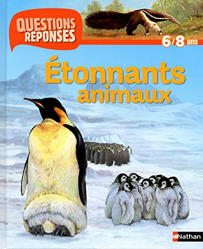 9782092542842: N31 - ETONNANTS ANIMAUX