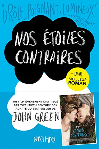 9782092543030: Nos etoiles contraires [The fault in our stars] [grand format] (French Edition)
