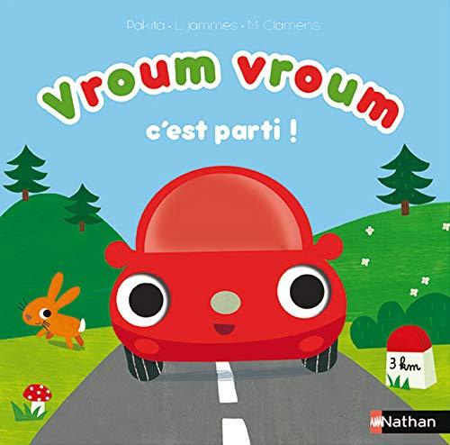 Vroum vroum - C'est parti !: Pakita