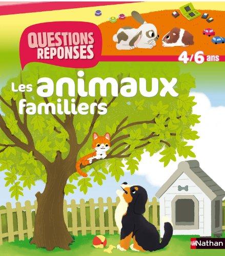 9782092546826: LES ANIMAUX FAMILIERS 4/6 ANS