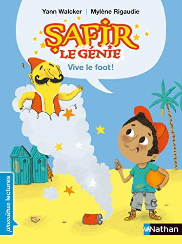 9782092546963: Safir Le Genie: Vive Le Foot! (French Edition)