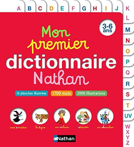 9782092547113: Mon premier dictionnaire Nathan francais [ 0-2 ans ] Dokeo des petits (French Edition)