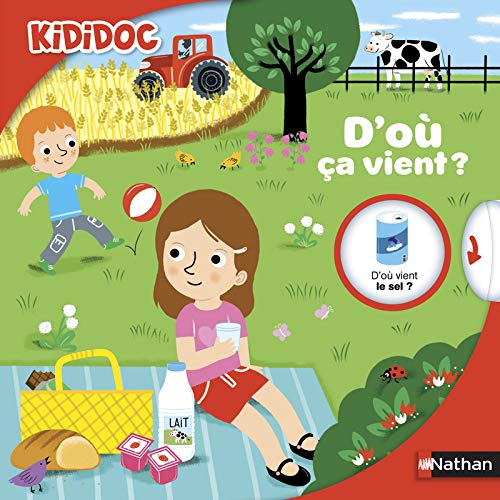 9782092549339: Kididoc: D'ou Ca Vient? (French Edition)