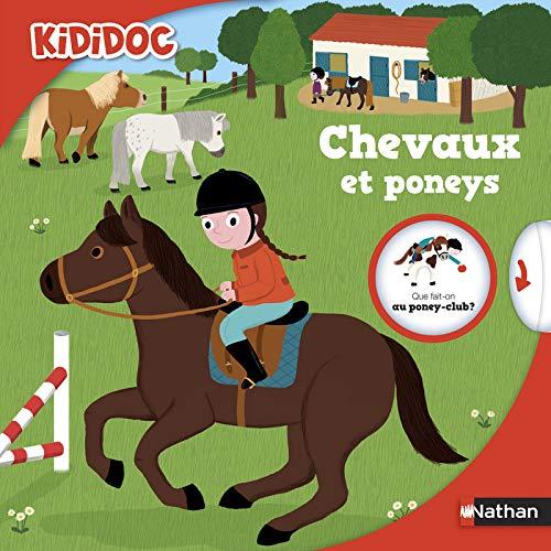 9782092549360: Kididoc: Chevaux Et Poneys (French Edition)