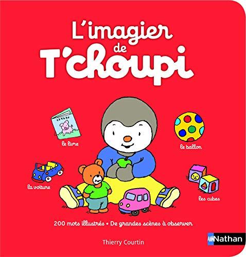 9782092549575: L' imagier de T'choupi