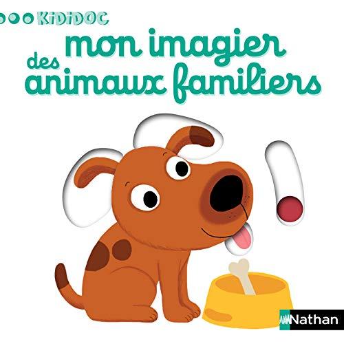 9782092549612: Mon imagier des animaux familiers