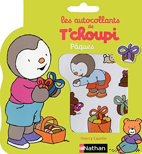9782092551448: Les autocollants de T'choupi