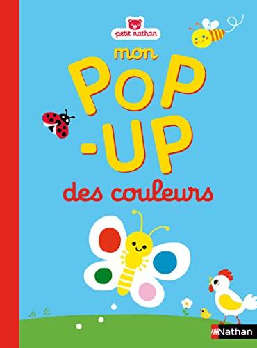 9782092551646: Mon pop-up des couleurs