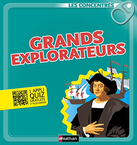 9782092553046: Grands explorateurs