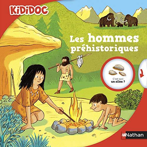 Les hommes préhistoriques - Nº 17: Joly, Dominique