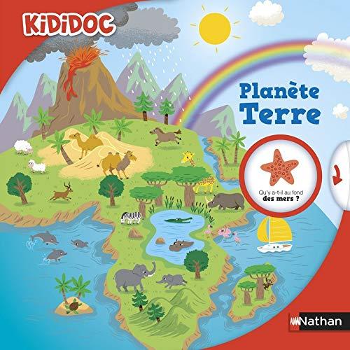 9782092553909: Planète Terre (Kididoc)