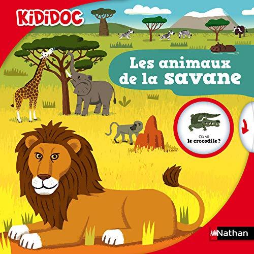 Les animaux de la savane - Nº 15: Guidoux, Valérie
