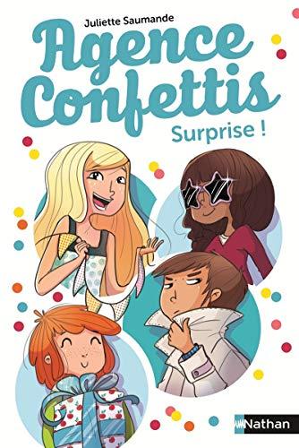 Agence Confettis - Nº 2: Saumande, Juliette