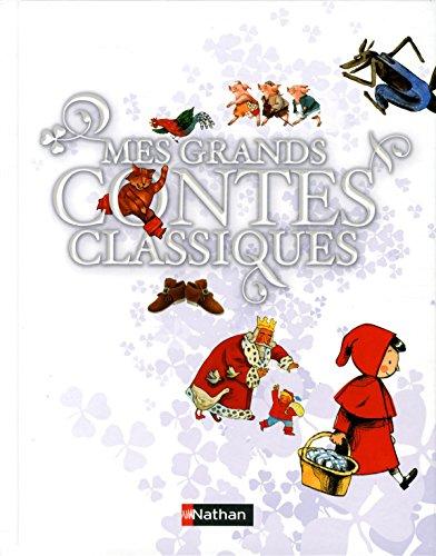 9782092556528: Mes grands contes classiques