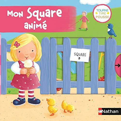 9782092557839: Mon square animé
