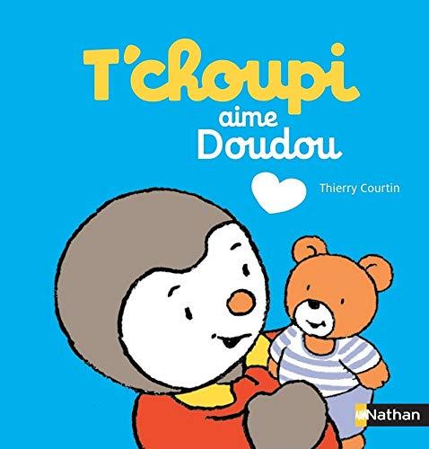 9782092558966: T'choupi aime Doudou