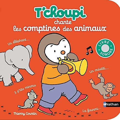 9782092566527 Tchoupi Chante Les Comptines Des Animaux Abebooks