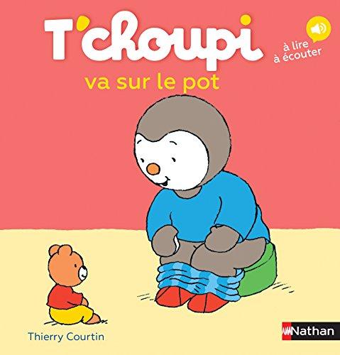 9782092570852: T'choupi va sur le pot - Dès 2 ans (33)