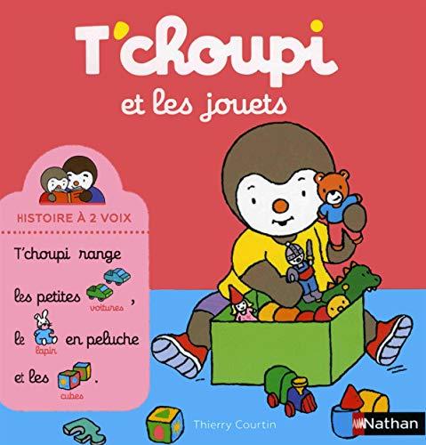 9782092581308: T'choupi et les jouets - Dès 2 ans