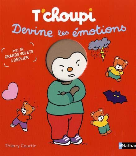 9782092590249: T'choupi devine les émotions - Livre animé dès 2 ans